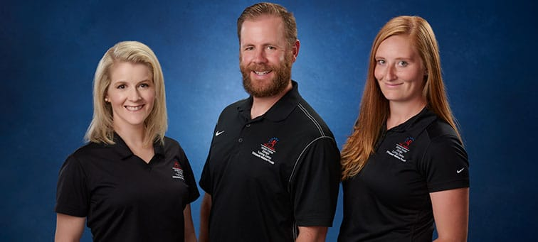 CCOE Sports Performance Team