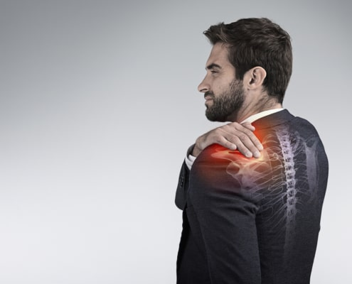 chronic shoulder pain