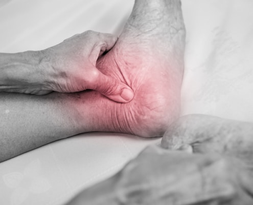 foot care for arthritis