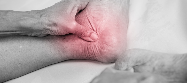 foot care for arthritis