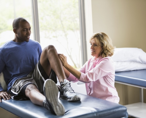Orthopedic Injury