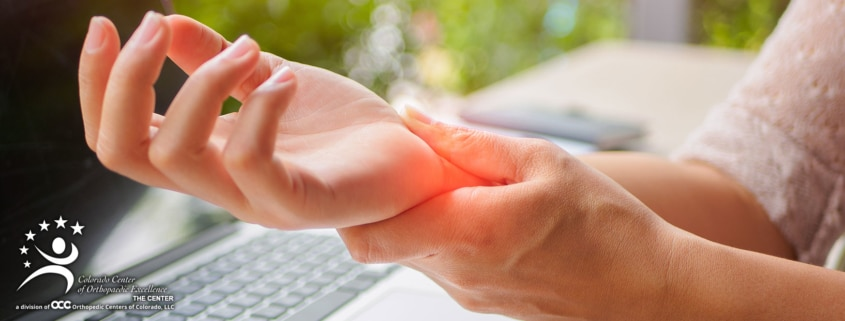 Pain in your wrist might be Carpal tunnel syndrome