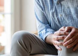 When knee or joint pain means arthritis and the need for orthopedic servicea