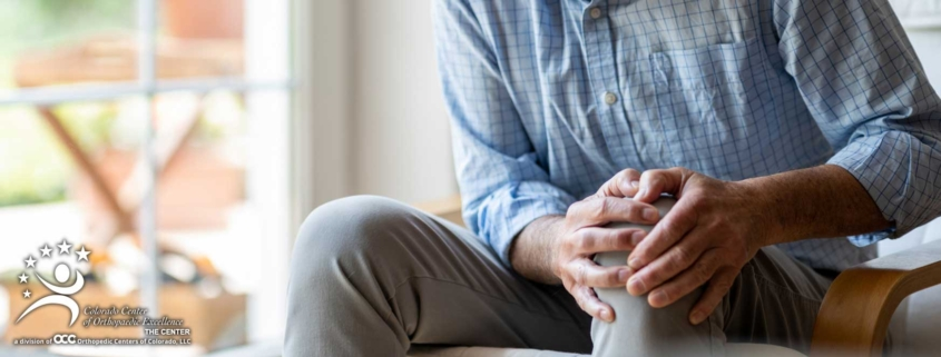 When knee or joint pain means arthritis